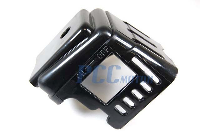 mini pocket bike air filter box 33cc 43cc 47 49cc af21
