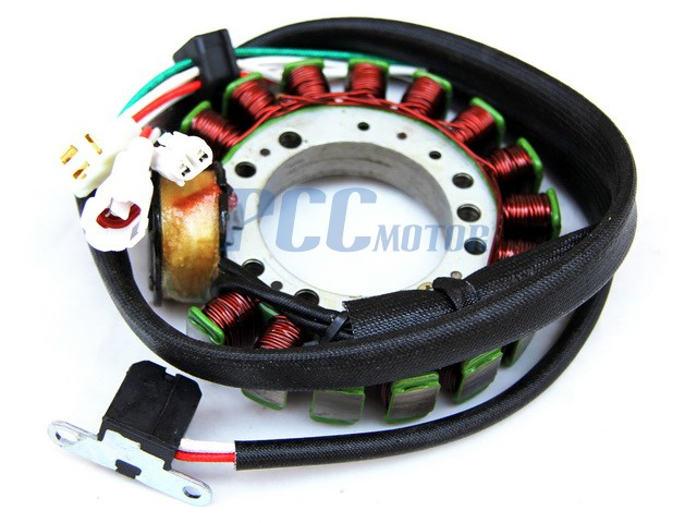500379658_o stator yamaha atv big bear yfm350 95 98 kodiak 400 warrior 350 yfm350 wiring diagram at aneh.co