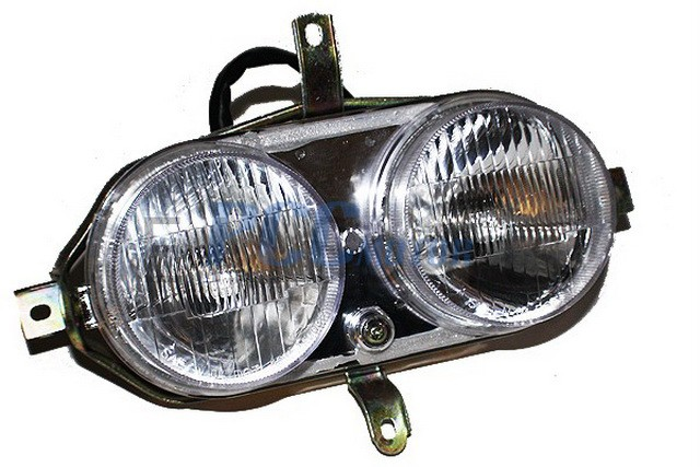 Scooter Headlight Assembly : Brand new headlight assembly scooter for gy cc