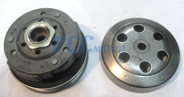 Gy6 Scooter Moped 50cc Clutch Assembly Vespa Chinese Ct06