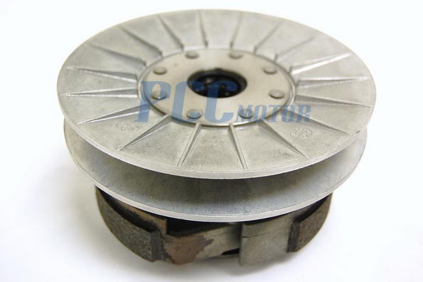 250cc Complete Clutch Assembly Scooter Moped Go Kart Dune Buggy Cf250 Ct08