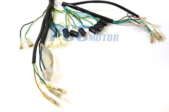 tomberlin crossfire 150cc go kart wiring diagram