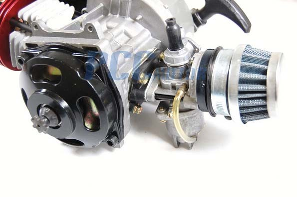 2 Stroke Scooter Engine Simple Ebay Image Hosting At With