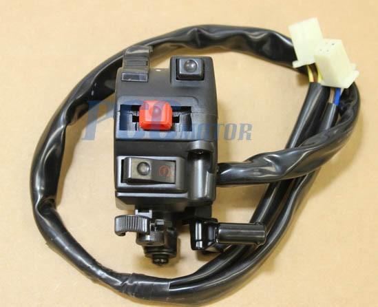 left atv light starter kill switch honda kazuma coolster Racing Four Wheelers 450