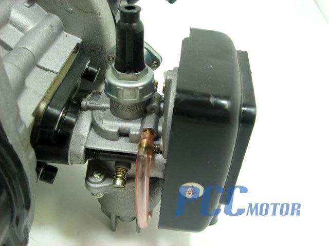 pull start 2 stroke engine
