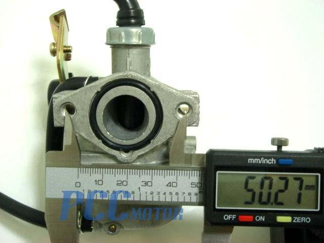 19mm Pz19 Cable Choke Carburetor 50cc 70cc 90cc 110cc