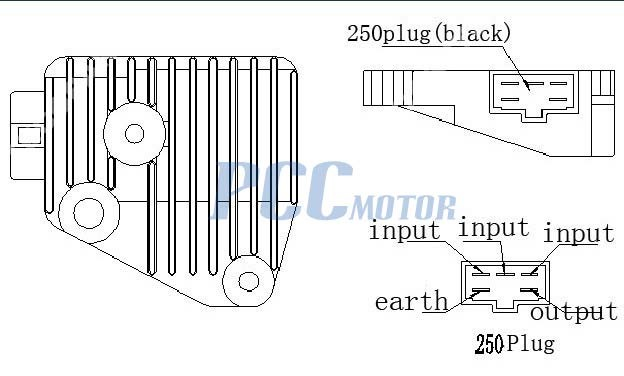 Wiring Diagrams For Lifan 250cc Enginerhpccmotor: Lifan 49cc Wiring Diagram At Gmaili.net