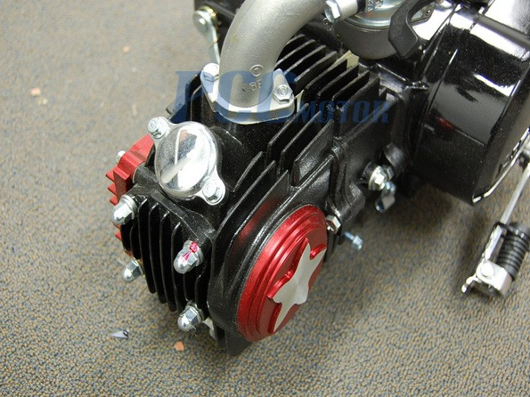Lifan Semi 125cc Motor Engine W   Dress Up Kit Xr50 Crf 50 70 Z50 Ct 70 Set