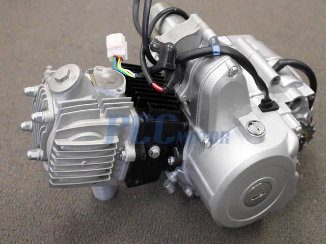 110CC ENGINE MOTOR AUTOMATIC ELECTRIC START CARB ATV PIT