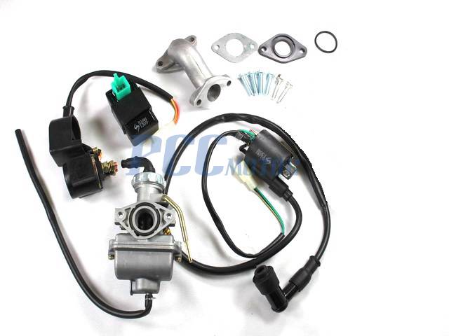 125cc Fully Auto Electric Engine Atv Motor Atc70 Crf Xr 50