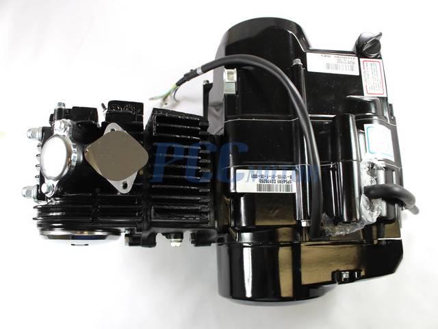 Semi Auto  Lifan 125cc Auto Engine Xr50 Crf50 Crf70 Whole Sets