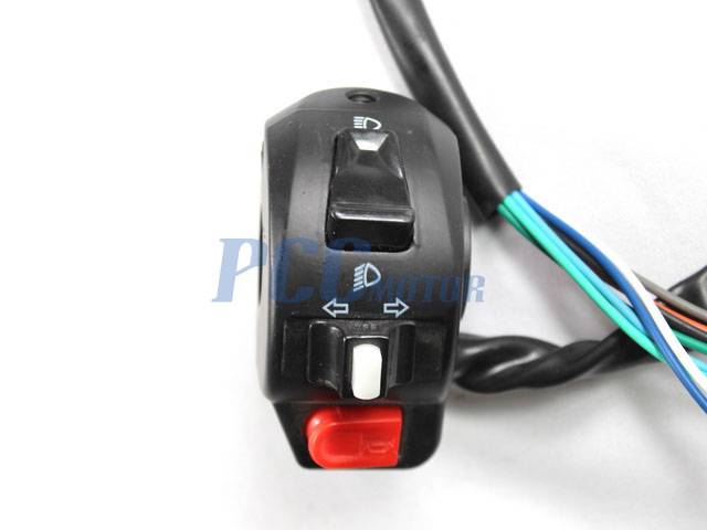 New Left Switch For Gy6 Moped Scooter 50cc 150cc Ks22