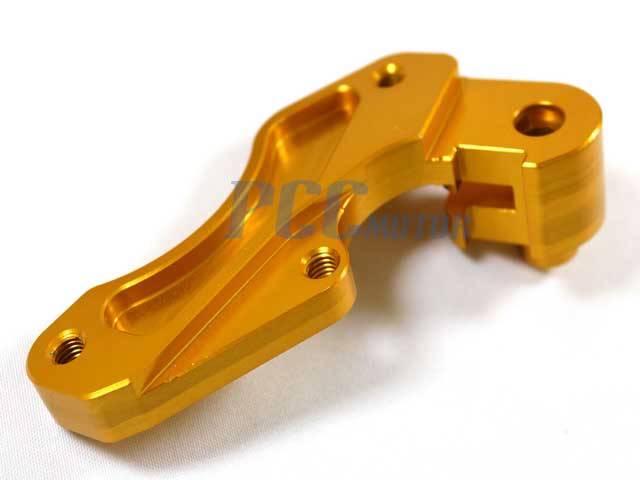 mm oversize brake bracket adaptor suzuki rm drz rmz