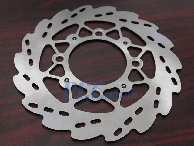 220mm Front Rear Disc Brake Rotor Sdg Coolser Pitster Pro