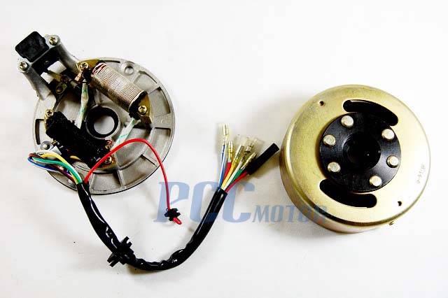 Ignition Stator Flywheel For Lifan 90 110 125 138 140cc