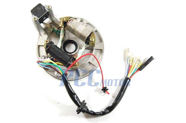 796254750_o ignition stator flywheel for lifan 90 110 125 138 140cc ssr sdg ssr 110 wiring diagram at virtualis.co