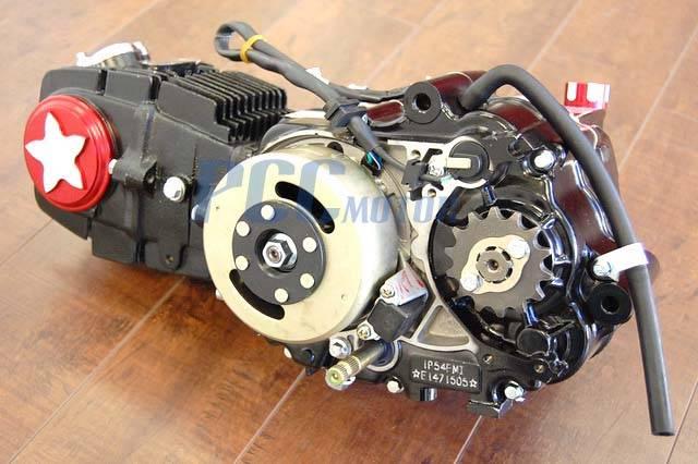 Lifan Semi 125cc Motor Engine W   Dress Up Kit Xr50 Crf 50 70 Z50 Ct 70 Basic