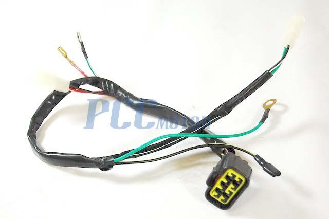 150cc engine wire wiring harness xr50 crf50 lifan wh02 get free image about wiring diagram
