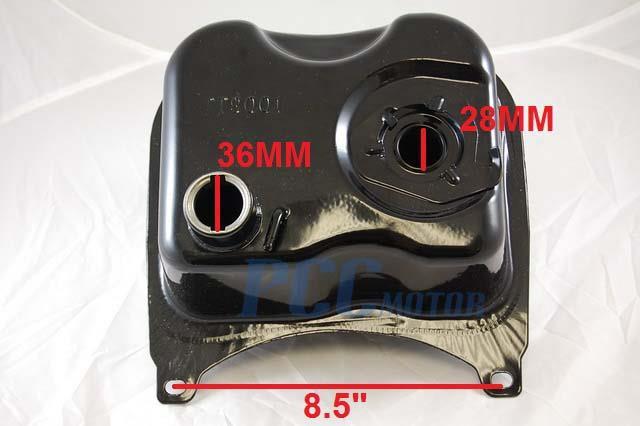 O on Gas Pocket Bike Wiring Diagrams