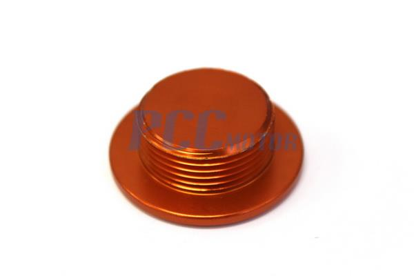 Billet Ignition Cover Plug Ktm 250 350 450 505 Sxf Xcf Xcfw Excf Ep05