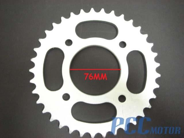 420 Rear Sprocket 37 Tooth Chinese Pit Dirt Bike Rs13