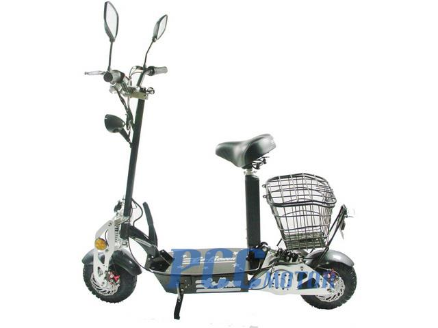 800 Watt Electric Scooter 36 Volt Batteries Scooter Ages 13+ M