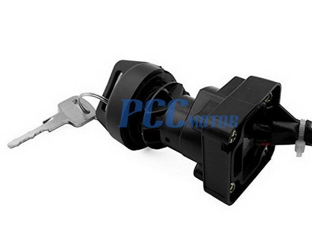 Ignition Key Switch Fits Suzuki Lt