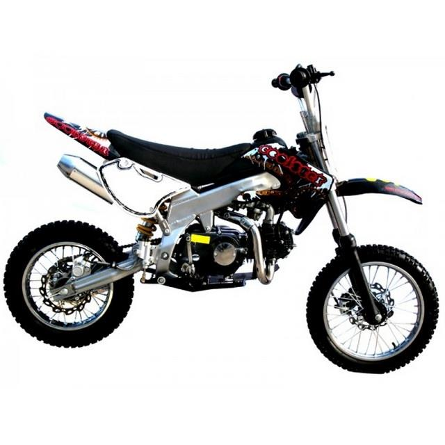 Free shipping dirt bike coolster 125cc engine klx style for Used dirt bike motors for sale