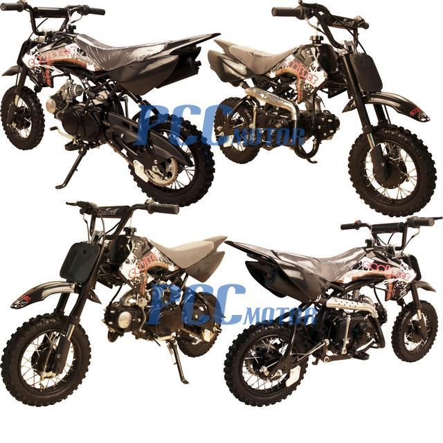 Free Shipping Kids 4 Stroke 70cc Dirt Bike