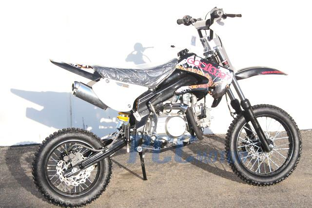 Free Shipping Coolster Lifan 125cc Adult Size Klx Style Dirt Bike
