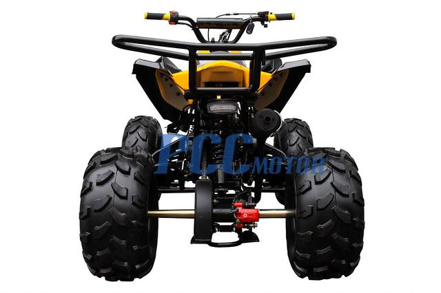 Free Shipping Coolster Kids 3125cx2 125cc Electric Atv Fully Auto Reverse