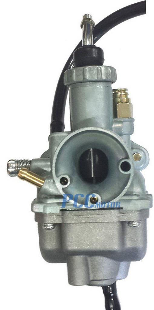 Yamaha Moto  Carburetor Adjustment