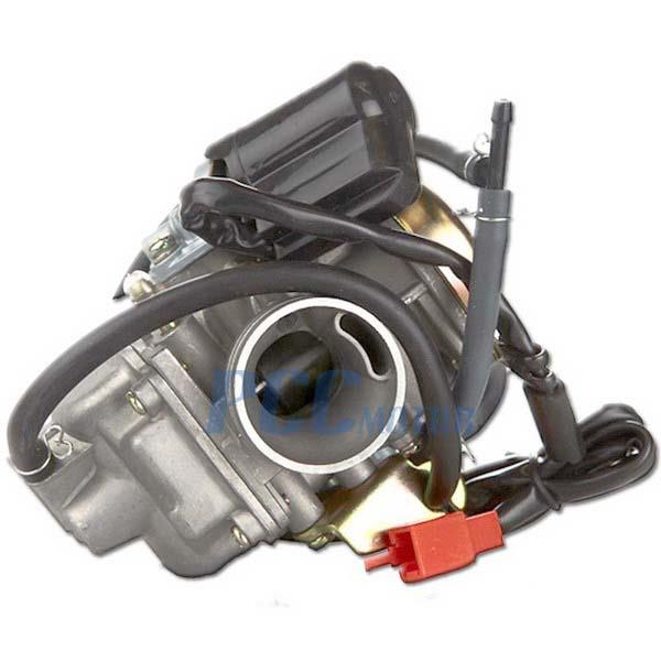 Roketum 250cc Go Kart Wiring Diagram: ATV 24MM CARBURETOR GY6 150CC GY-6 CARB ROKETA SUNL MOPED