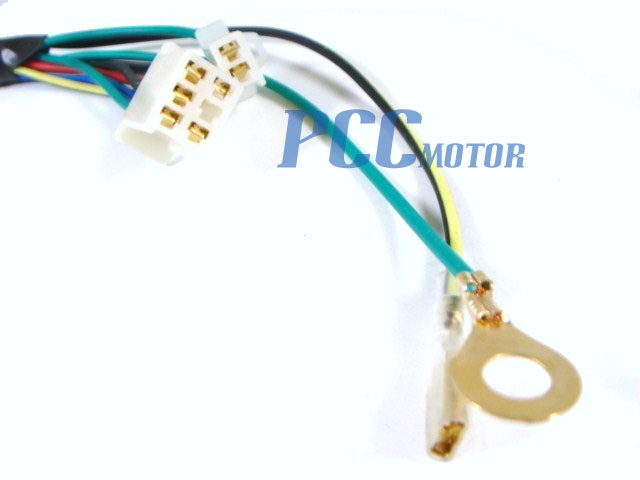 98024125_o engine wiring harness xr70 xr50 crf50 pit bikes wh01 pit bike wiring harness at edmiracle.co
