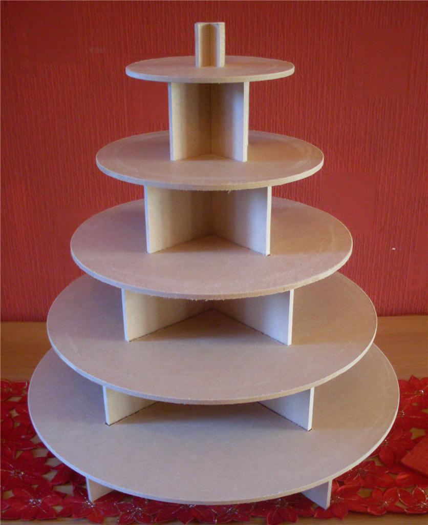 tier round cupcake party wedding cake buffet stand ebay