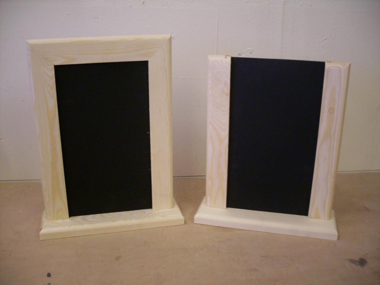 TABLE TOP BLACKBOARD amp STAND MENU NOTICE CHALK BOARD FOR  : 601224486o from www.ebay.co.uk size 1280 x 960 jpeg 148kB