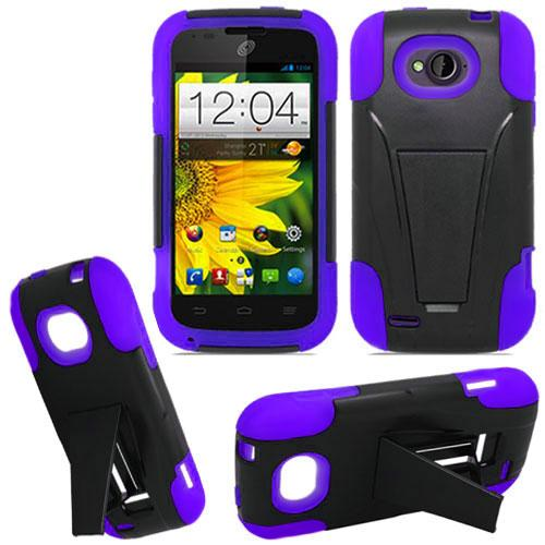 Details about Phone Case For Straight Talk ZTE Savvy / ZTE Awe Rugged ...