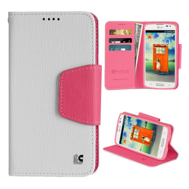 Phone Case For LG Access LTE L31g L31L PU Leather Wallet Case Stand