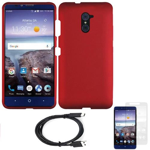 zte max duo lte phone case let know you