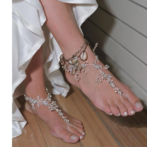 Girl Wearing Tennis Shoes Wedding