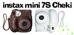 instax mini 7s promo