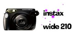 instax wide 210 promo