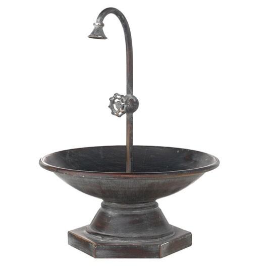 ... about NEW RAZ Old Fashioned Faucet Trough Porch Patio Planter 3128808
