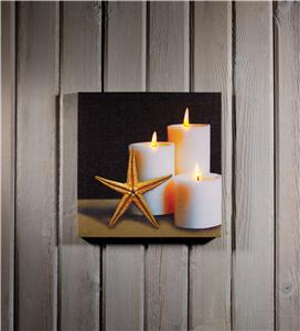 Flickering Candle Christmas Tree Lights