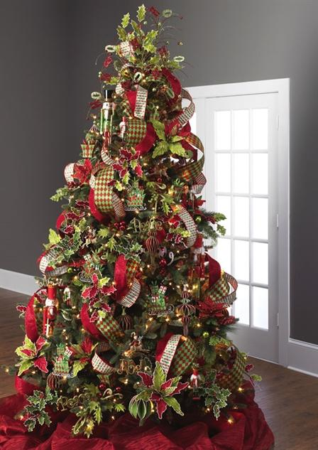 Shelley b home and holiday decor ebay stores for Where can i buy a red christmas tree