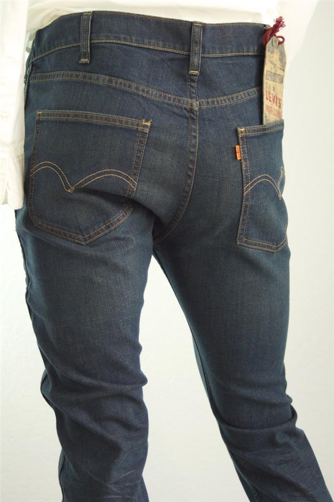 Levis 605 skinny jeans