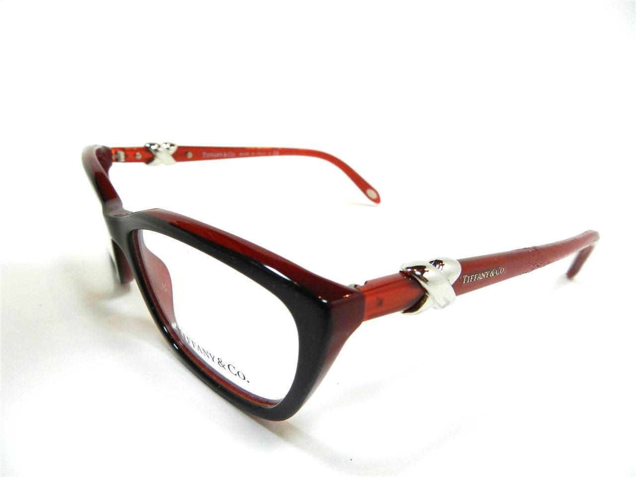 Tiffany Eyeglass Frames : TIFFANY & CO. EYEGLASSES 2074 8156 OPTICAL FRAME NEW AUTHENTIC