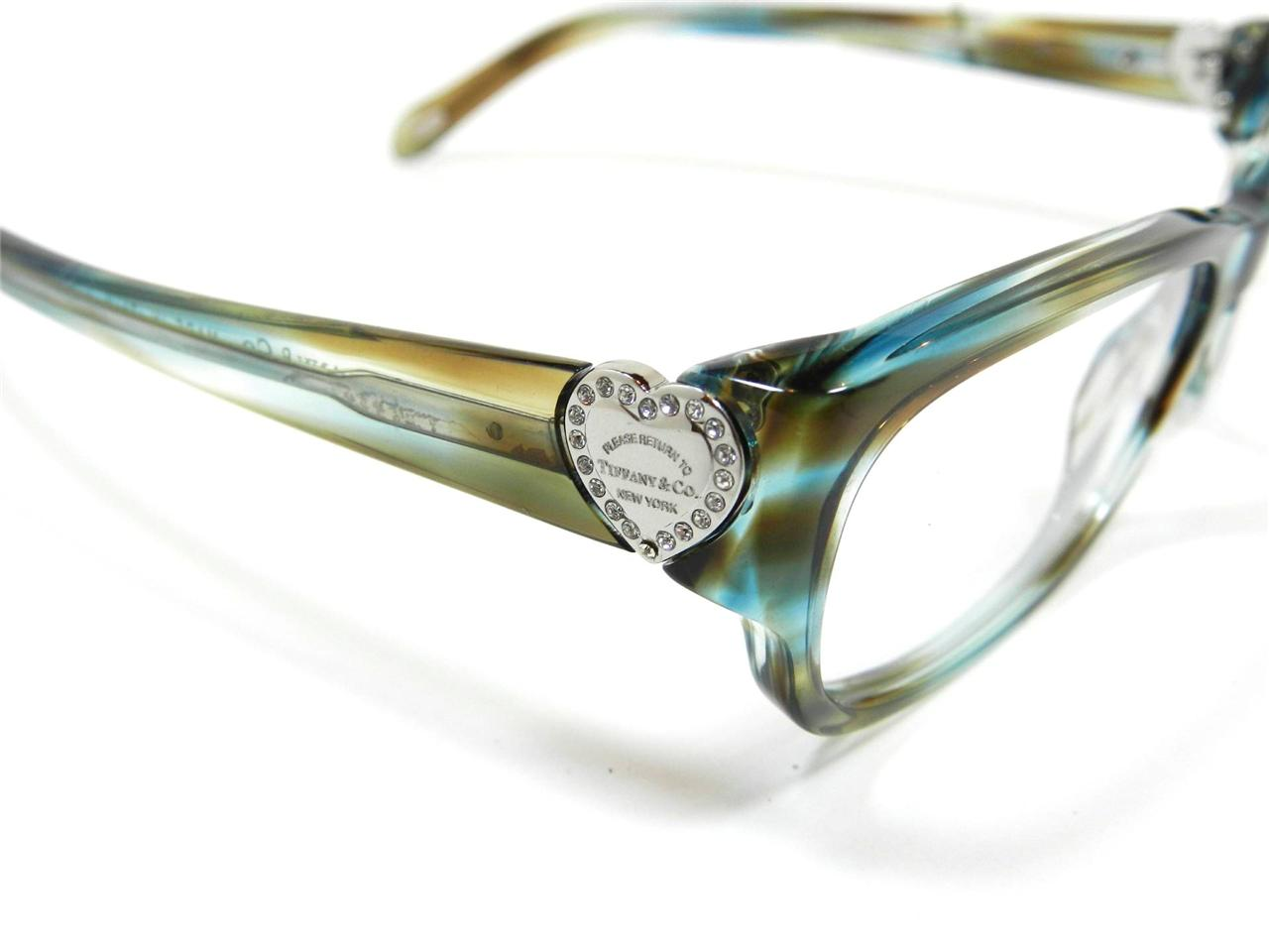 TIFFANY & CO. EYEGLASSES 2065-B 8124 OPTICAL FRAME NEW AUTHENTIC | eBay
