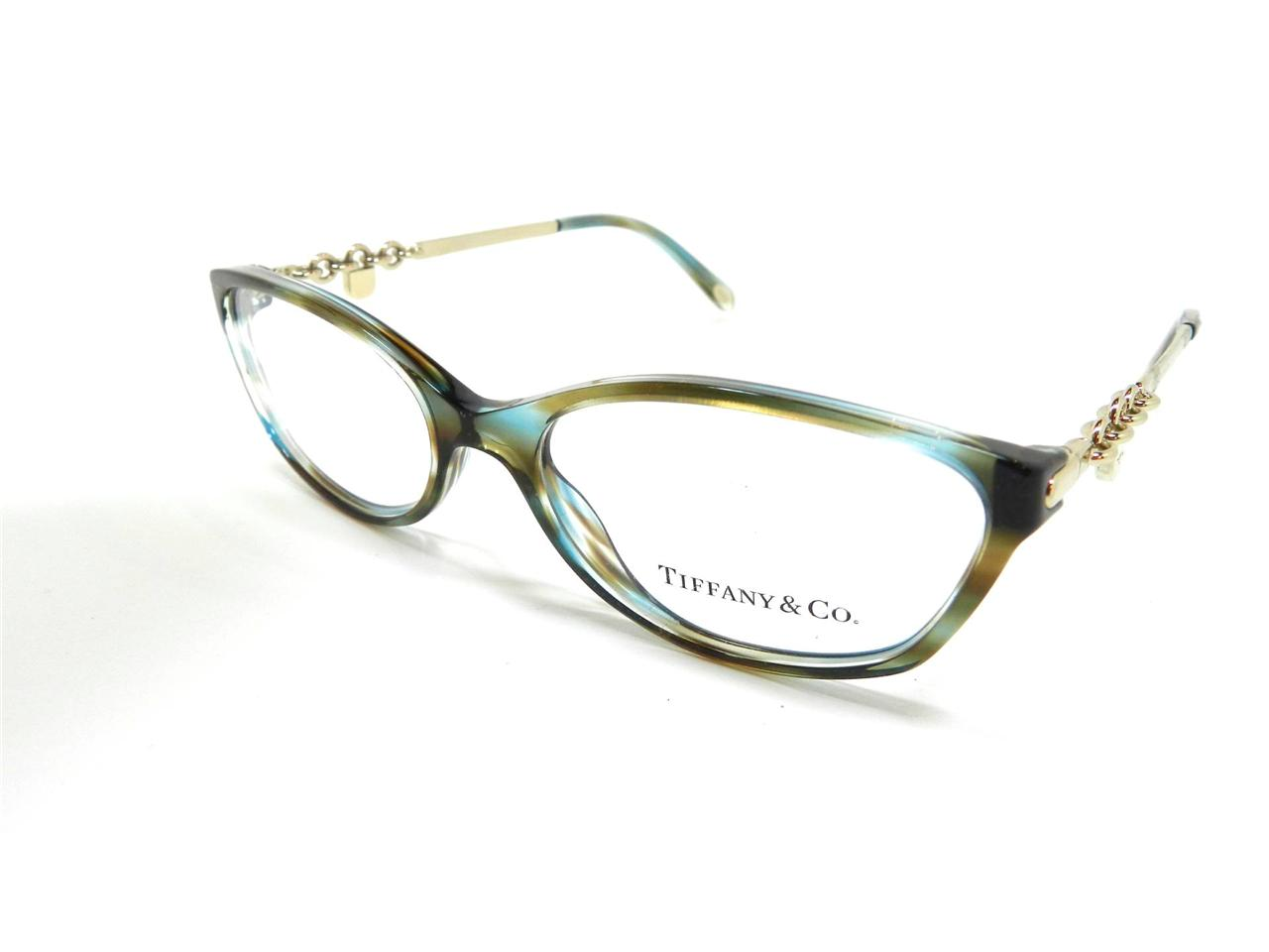 Glasses Frames Tiffany : Tiffany Amp Co Eyeglasses 2063 8124 Optical Frame New ...
