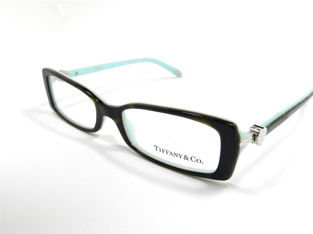 Glasses Frames Tiffany : TIFFANY & CO. EYEGLASSES 2035 8134 OPTICAL FRAME NEW ...